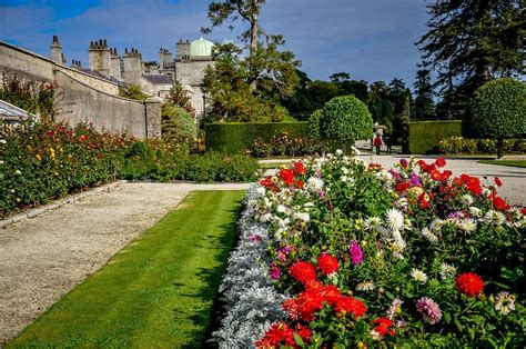Walled Gardens Ireland Being Royal At The Powerscourt Estate Travel Addicts