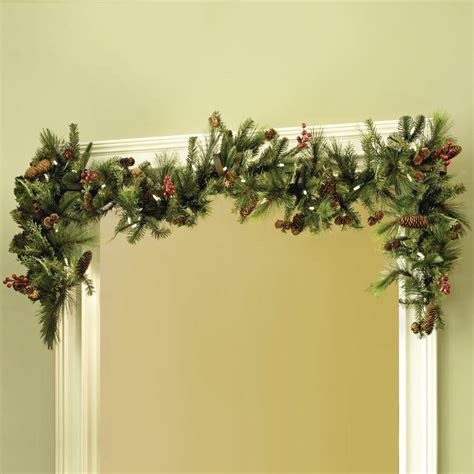 instant doorway garland hanger the green head