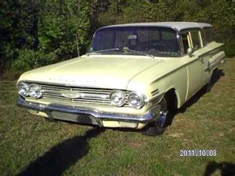 1960 chevy impala wagon 1960 chevy impala nomad wagon