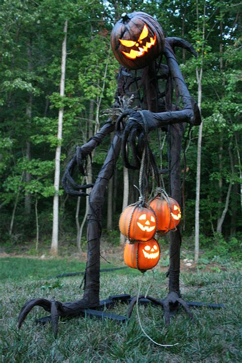 awesome outdoor halloween party ideas digsdigs