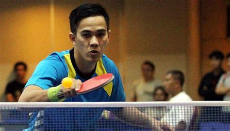Tenis Meja Bekas Jakarta atlet ini prihatin konflik oegroseno marzuki alie di ptmsi sport tempo co