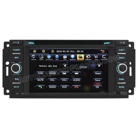 2007 Jeep Wrangler Navigation System Car Dvd Player With Gps Navigation System Bt For 2007