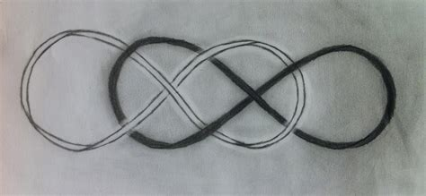 infinity tattoo in revenge double infinity by arinhelmellaide on deviantart