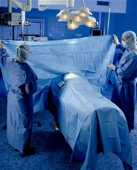 surgical draping medical drapes