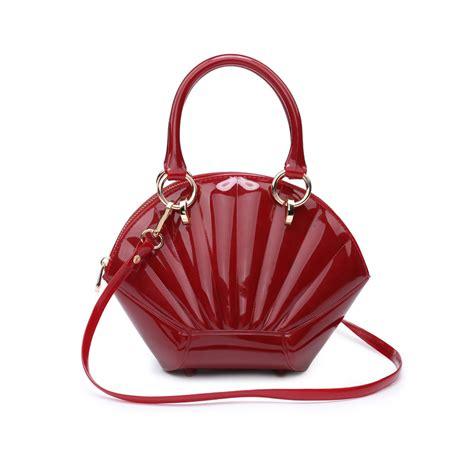 Mini Shell Bag Handbags 13589 new shell handbag jelly mini bag tide s bag