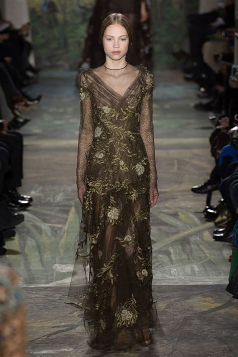 Runway Report Valentino Couture by Valentino Couture 2014 Searching For Style