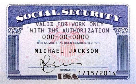 real social security card template lost social security card and id lost social security