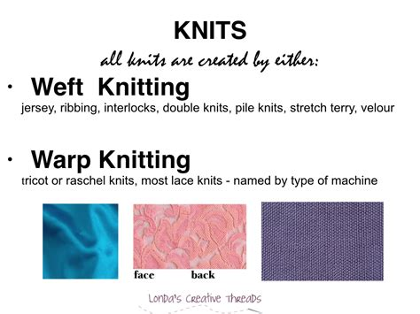 types of knit fabric knit fabrics and woven fabrics defined