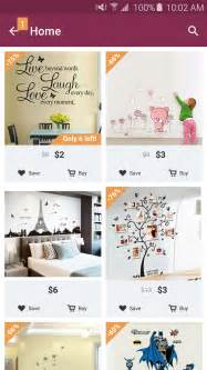 Home Design And Decor Shopping Contextlogic home design amp decor shopping amazon co uk appstore for android