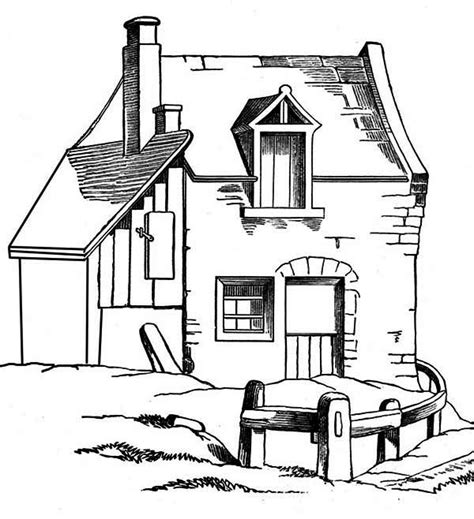 barn house coloring page barn coloring pages old barn with animals gianfreda net
