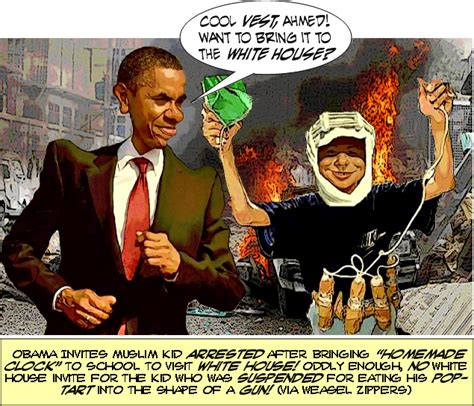 obama cool clock ahmed takes a lickin and keeps on tickin be sure you