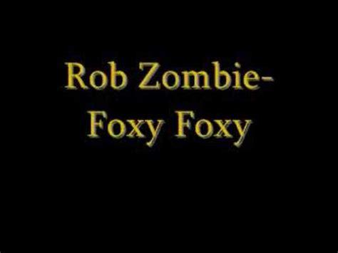 rob foxy foxy foxy doovi