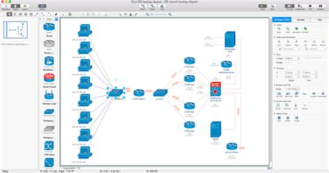 cisco network layout software cisco network diagram software mac choice image how to