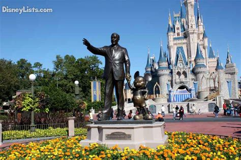 top 10 ways to experience walt disney at disney world disneylists