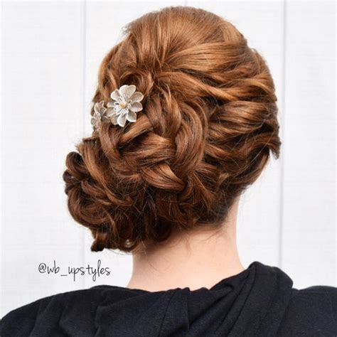 Wedding Hairstyles Of Honor by 17 Best Images About Wedding Hairstyles On