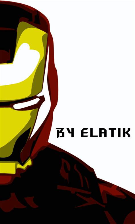 tutorial vector c tutorial vector iron man for beginners by elatik p on