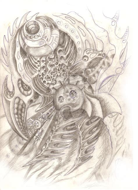 biomechanical tattoo download biomechanical tattoos and designs page 99