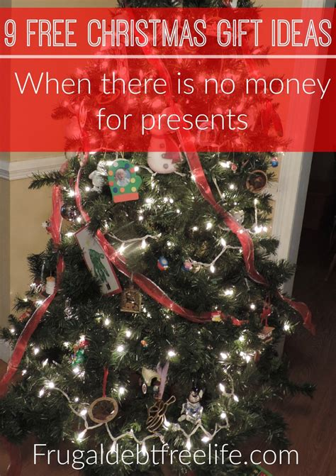 no gift cost christmas ideas 9 gifts ideas that cost 0 frugal debt free limitless on a limited budget