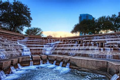 fort worth watergardens photography