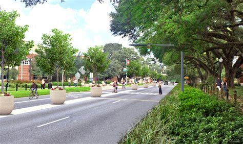 Of Louisiana Lafayette Mba by Bike Lanes Part Of Master Plan Of Louisiana