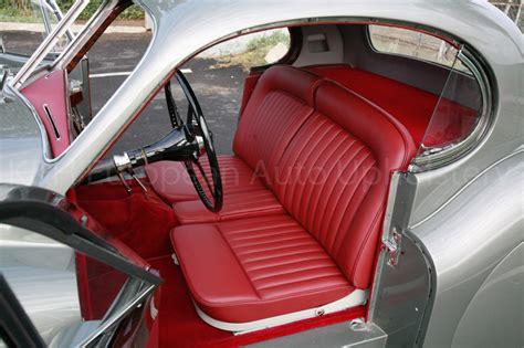 Jaguar Upholstery by Gallery Jaguar Xk120 Fhc Interior K H European Auto Upholstery