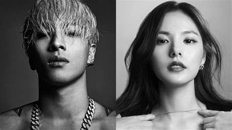 nb taeyang and min hyo rin are in a relationship spotted together bigbang taeyang and actress min hyo rin are dating both