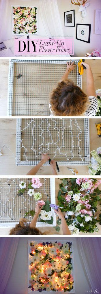 light up room decor 25 diy ideas tutorials for s room