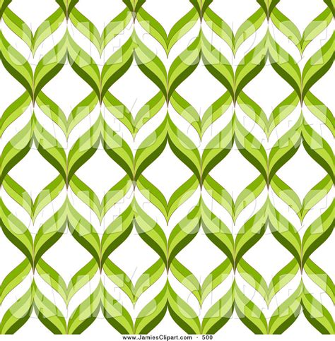 patterned background clip of a retro green and white repeating patterned