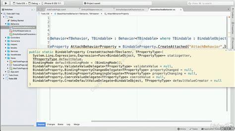 xamarin video tutorial lynda دانلود lynda extending xamarin with behaviors commands