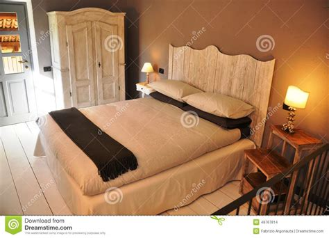 Country Style Floor Plans cozy italian country style bedroom stock photo image