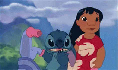 lilo and stitch listening to music gifs find share on the popular lilo and stitch gifs everyone s sharing