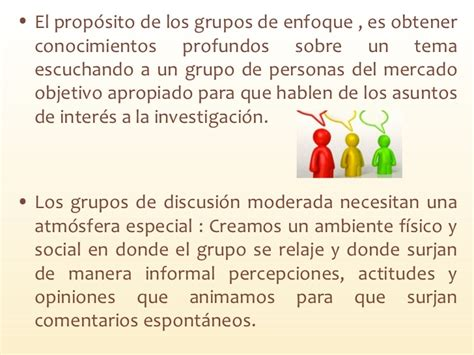 preguntas abiertas focus group focus group