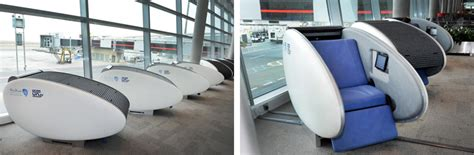 bed airport airport sleeping pods