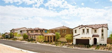 woodside unveils model homes in summerlin las vegas