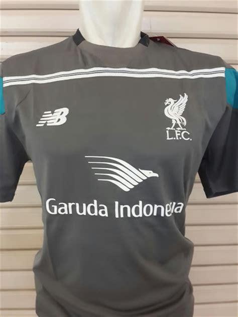 Jersey Liverpool Garuda jersey liverpool garuda indonesia abu 2016 jual jersey