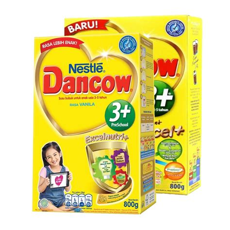 Dancow 1 Vanila 800gr Rajasusu dancow 1 3 800gr vanila madu elevenia