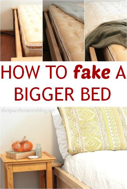 How To Change Things Up In The Bedroom by So Smart Wrap A Few Large Blankets Around Your Mattress To A Bigger Size Part Of A 31