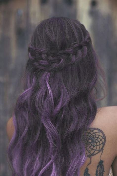 25 insanely awesome ombre hair blue purple i am bored