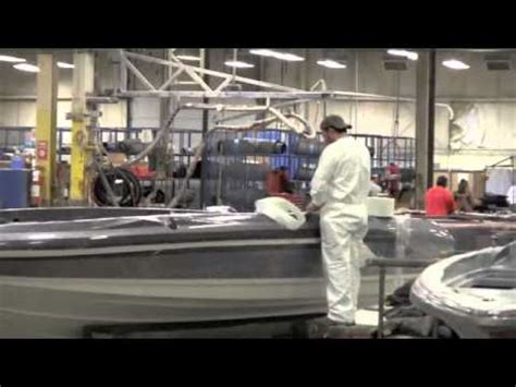 how are ranger bass boats made how skeeter bass boats are made plant tour doovi