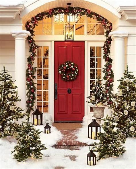 Weihnachtsdeko Vor Dem Fenster by 90 Verbl 252 Ffende Weihnachtsdeko Ideen Archzine Net