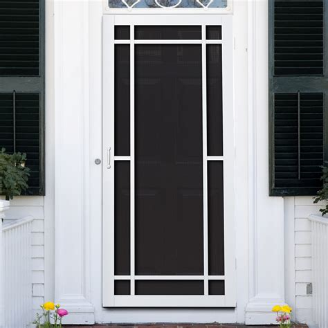 residential security doors exterior sliding screen doors
