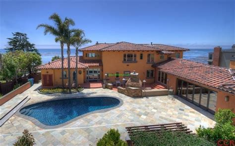 Most Expensive Homes In Pismo Beach Million Dollar Homes House In Pismo