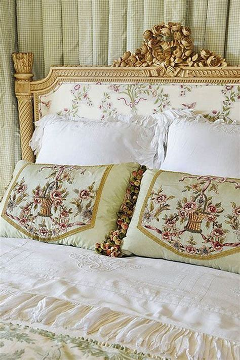 bed in french french bedding french style decor pinterest