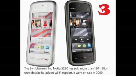 nokia vip themes 5 best selling nokia phones of all time youtube