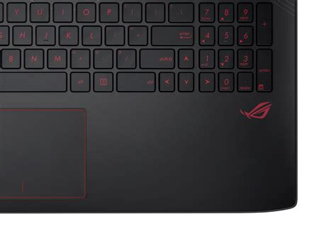 Ram Asus Rog Gl552jx buy asus rog gl552jx 15 6 quot i7 gaming laptop deal with 16gb ram at evetech co za