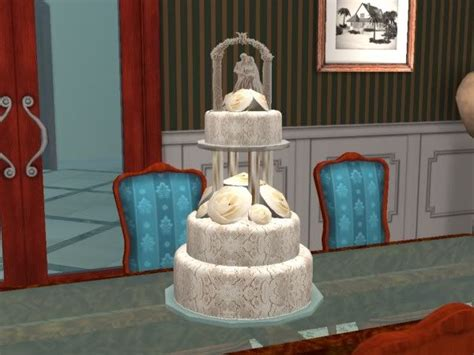 Wedding Cake On Sims 4 by 59 Best Images About Sims 2 Downloads Custom Food On