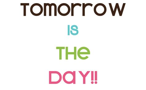 tomorrow related keywords suggestions tomorrow