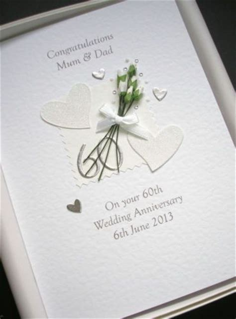 25  best ideas about Handmade Anniversary Cards on