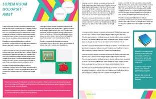 templates for newsletters in word school newsletter template images