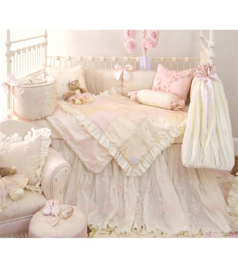 Glenna Jean Crib Bedding Glenna Jean 4 Crib Bedding Set